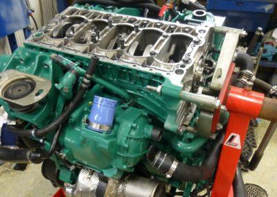 Motor bredd